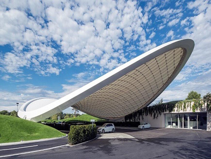 Tại sao mái nhà trắng lại tốt hơn mái nhà xanh?